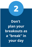 plan virtual event breakouts what not to do