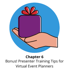 Chapter 6. Bonus tips for event planners