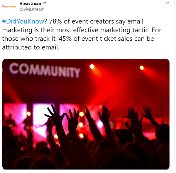 Event Email Marketing