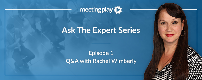 Ask the Event Expert