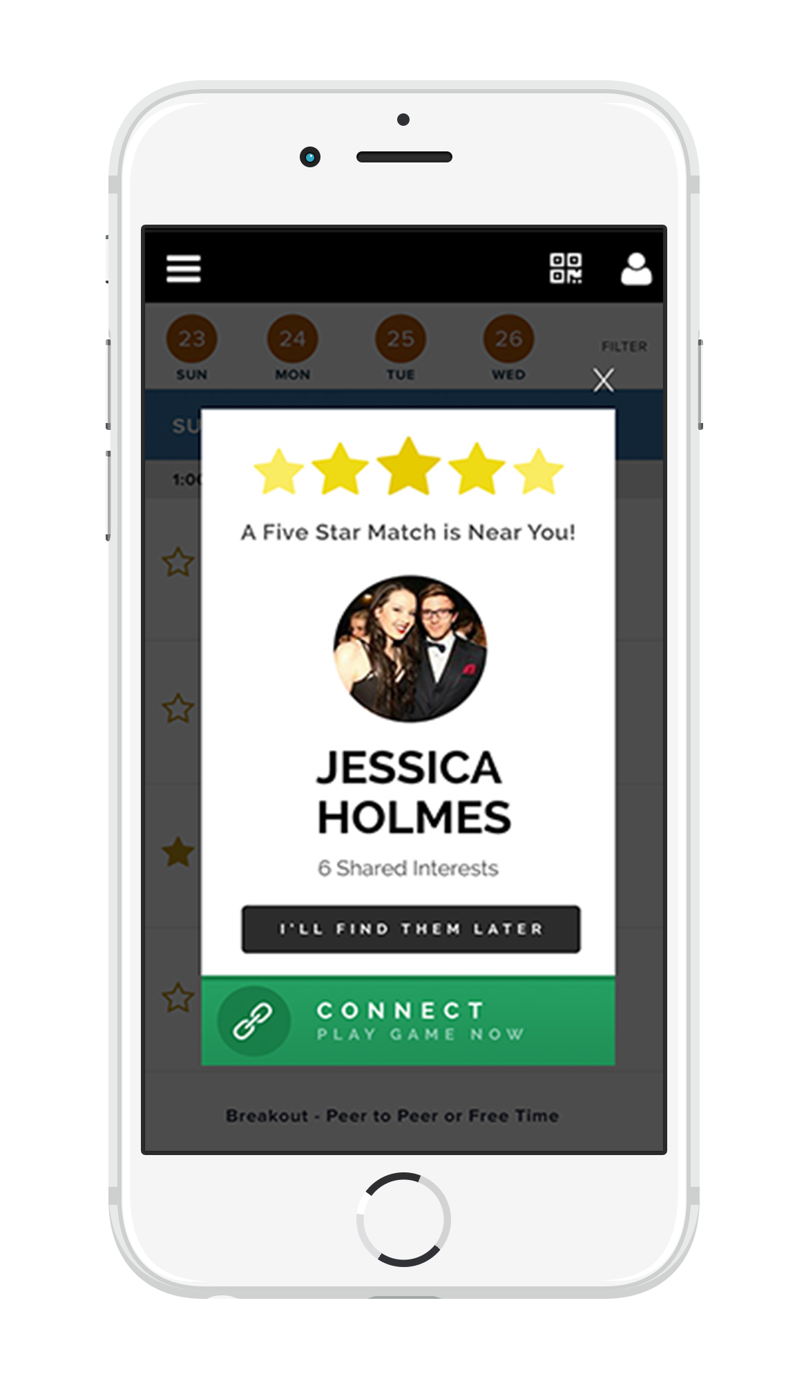 Event Networking App