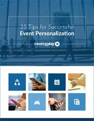 What is event personalization