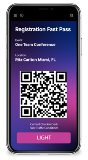 QR Code Check In
