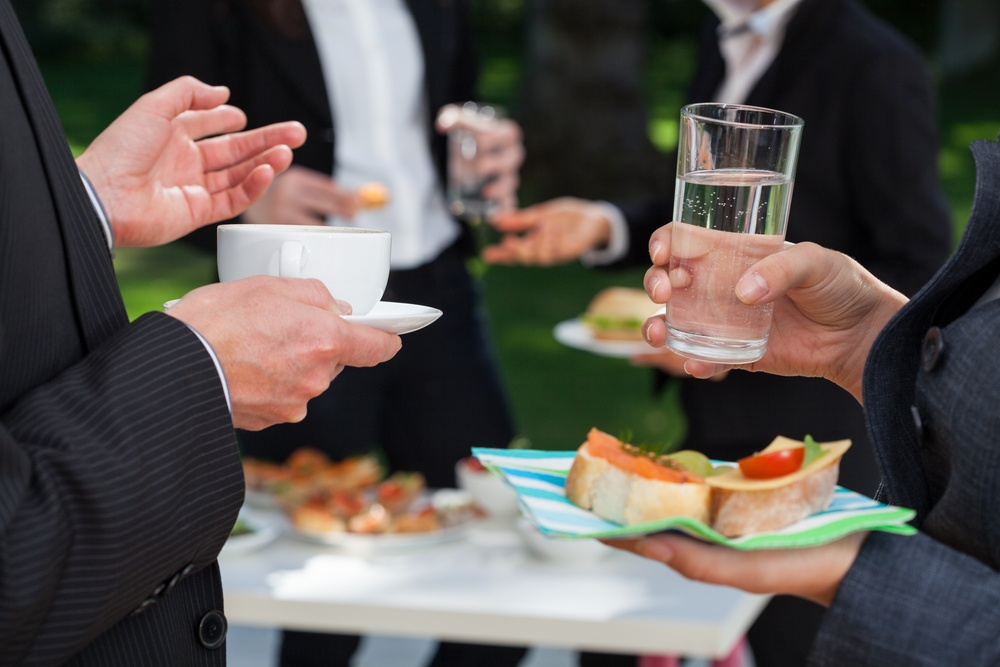 Networking event tips