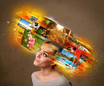 Cute girl with colorful glowing photo memories concept-1.jpeg