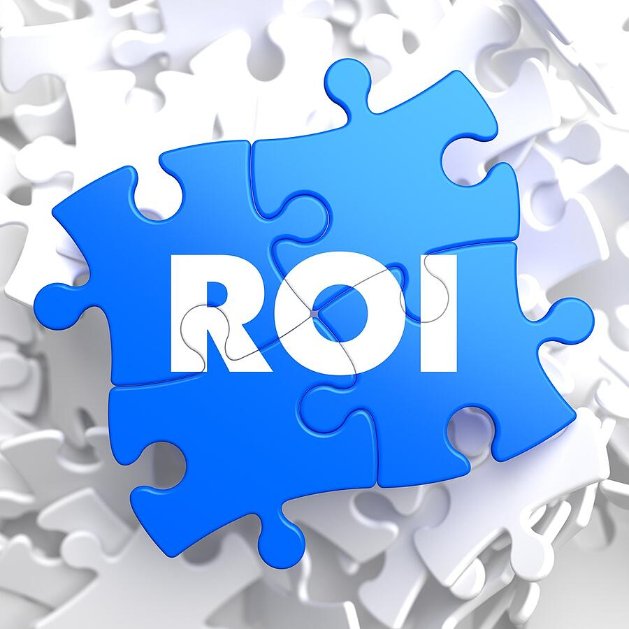 event tech roi