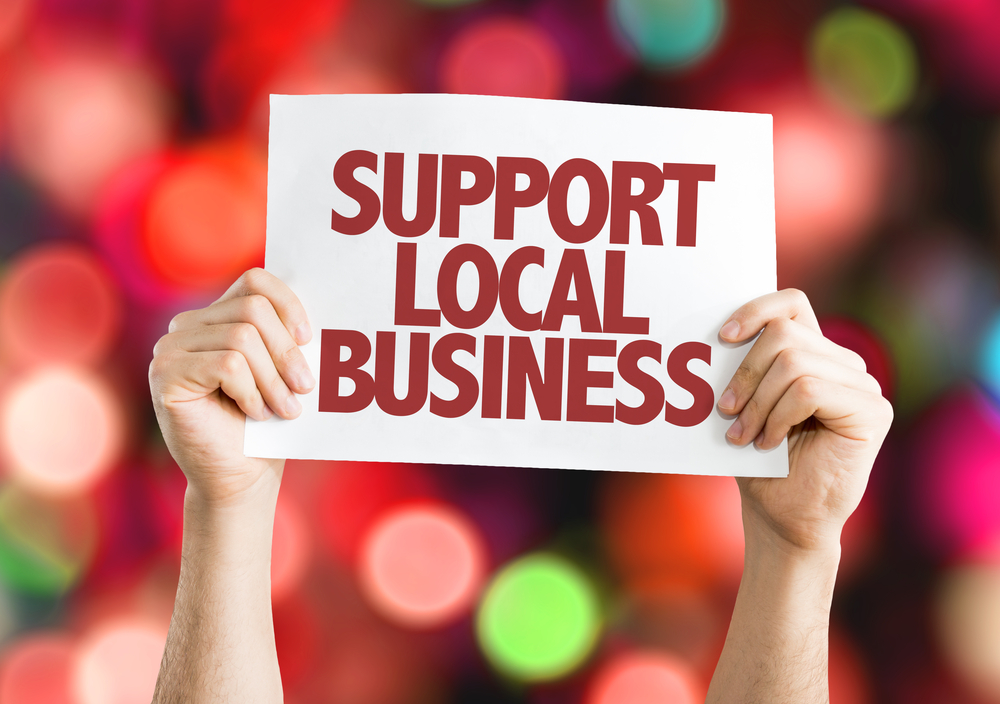 Embrace local resources for events
