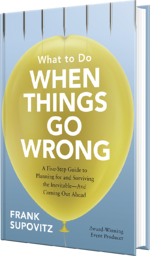 What to do when things go wrong events
