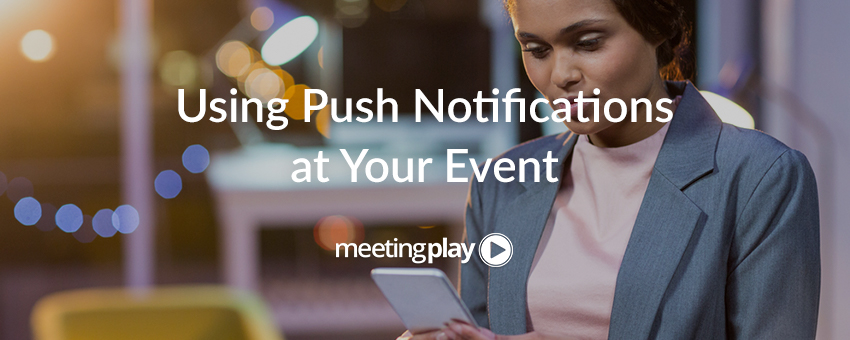Event Push Notifications