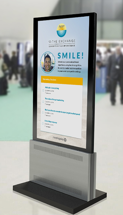 Digital Event Signage