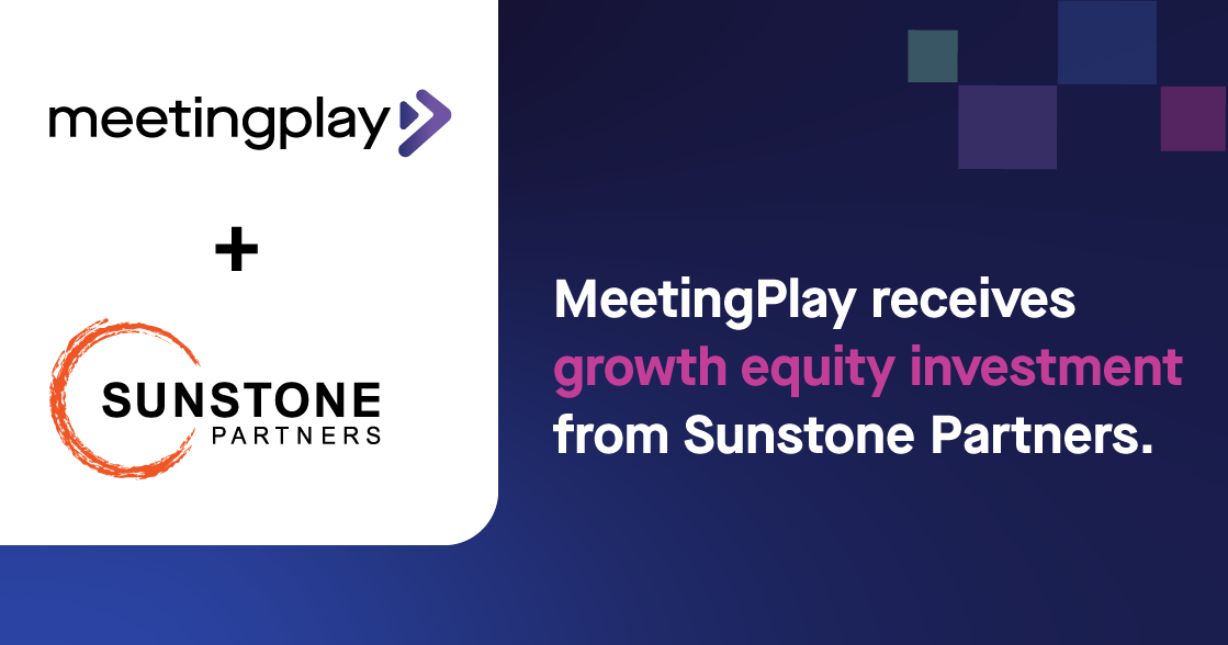 Sunstone Announcement Email