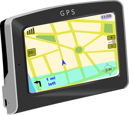 GPS indoor positioning system