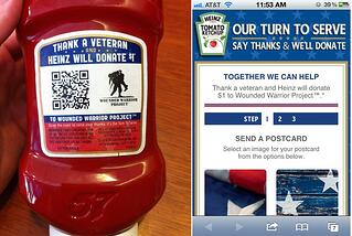 meetingplay-qr-codes-at-events-heinz-wounded-warrior-project