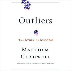 Outliers audio book