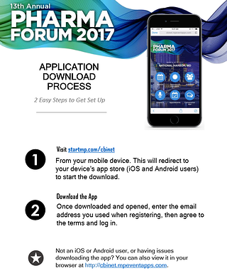 event app instructions