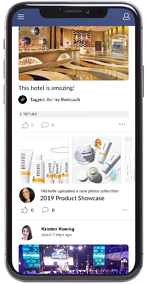 mobile event app attendee personalization