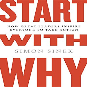 start with why audio book