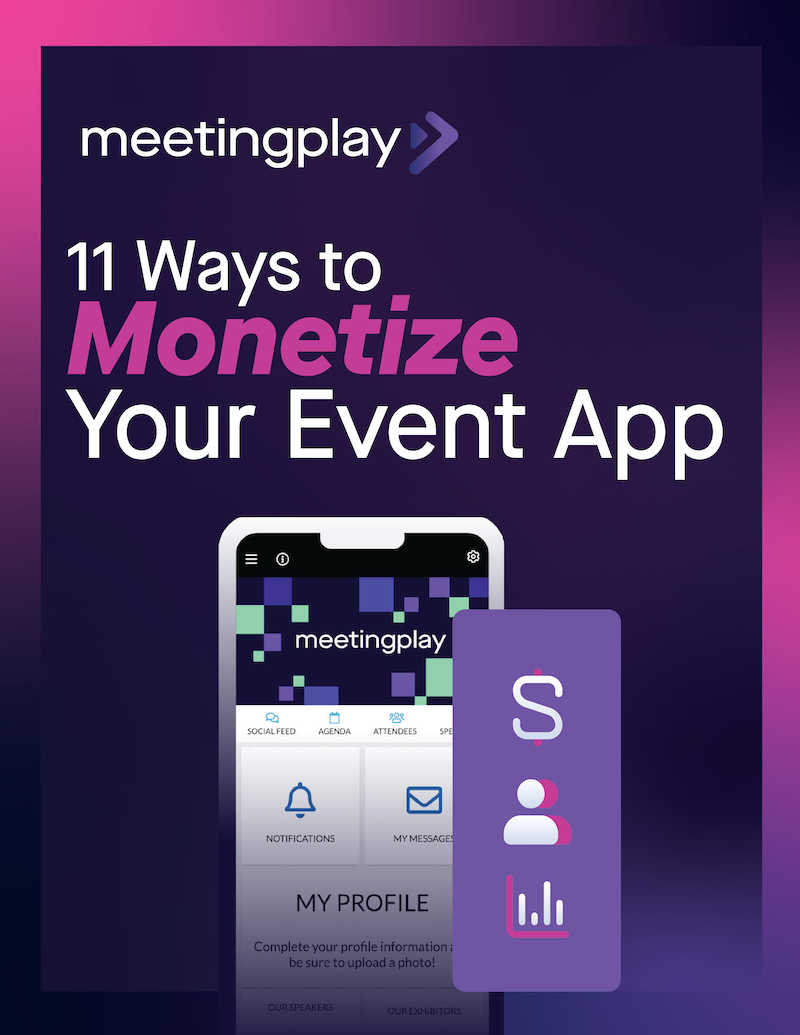 11 Ways to Monetize Your Event App