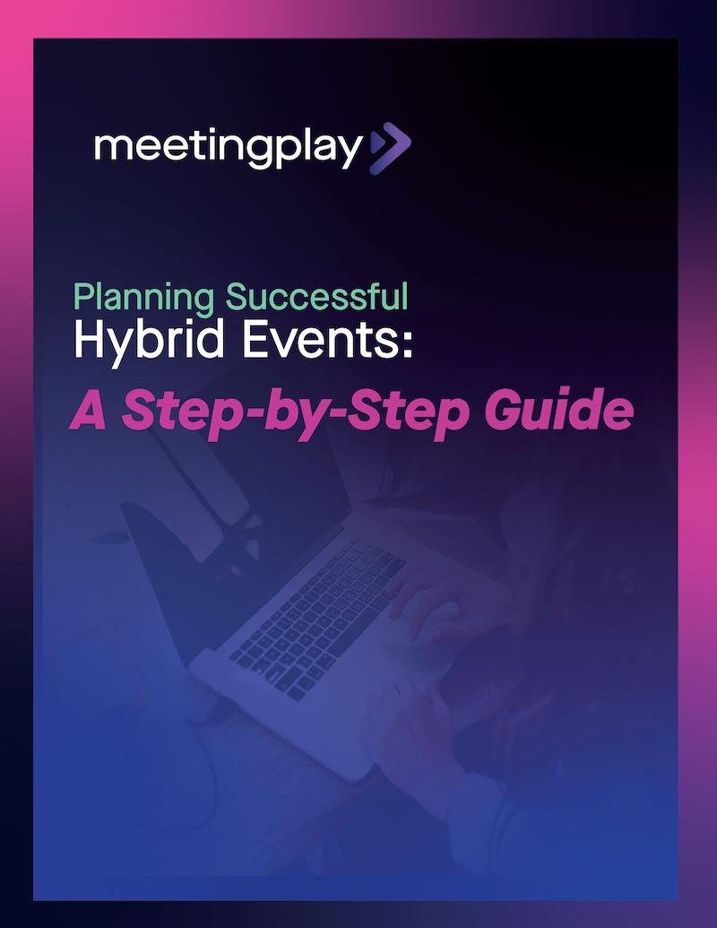 How to Plan Successful Hybrid Events
