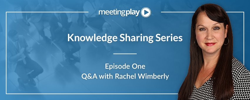 Ask the Experts: Rachel Wimberly Shares Her Advice for Planners