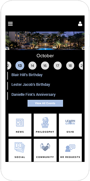 branded event app