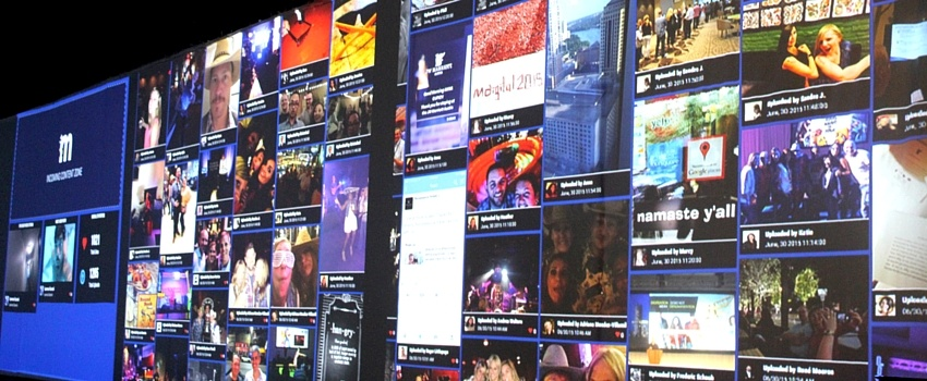 MeetingPlay Introduces Social Walls to Events