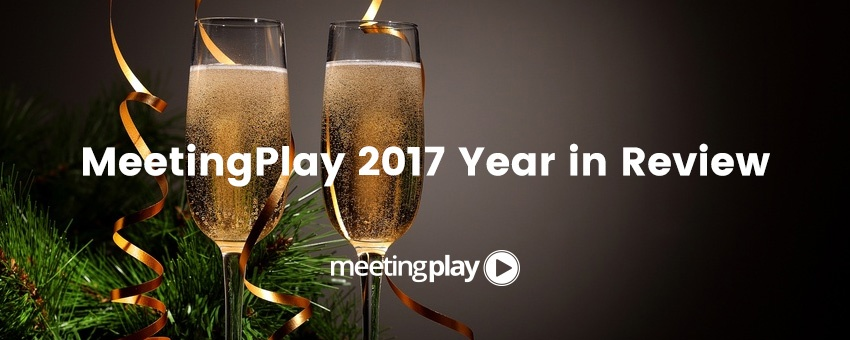 MeetingPlay Mobile Event App 2017 Year In Review