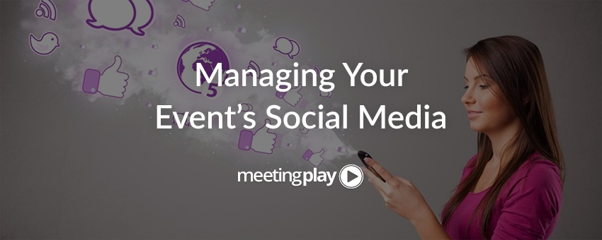 Managing Your Event's Social Media