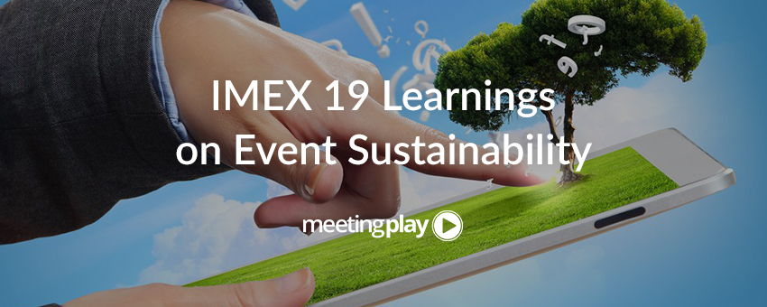 What IMEX Can Teach Us About Sustainable Event Planning