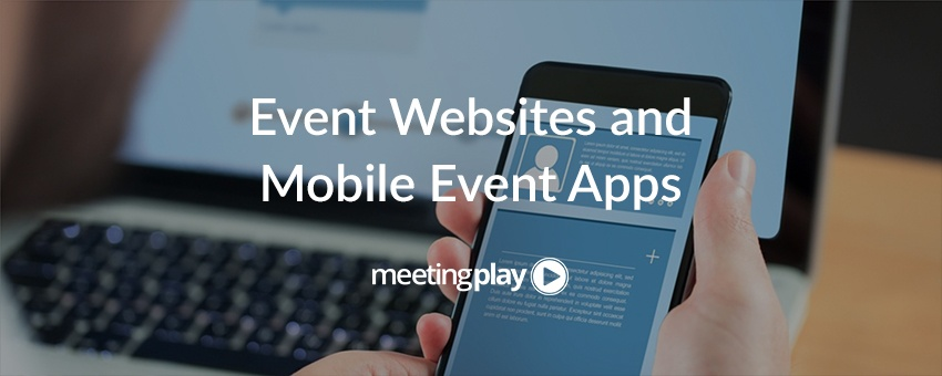 6 Reasons Why Mobile Apps for Events Win over Websites