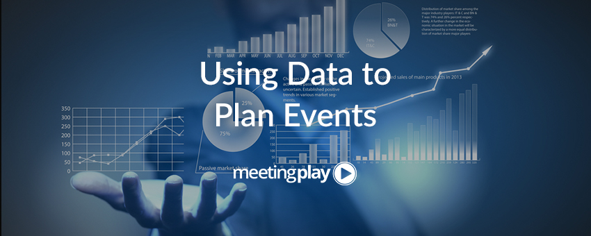 How to Use Data and Analytics to Plan a More Impressive Event