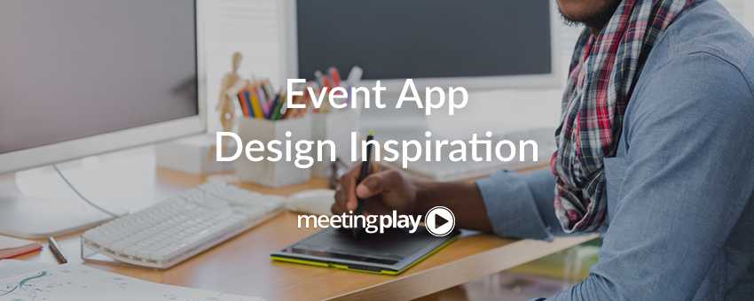 For Your Inspiration: Our Best Event App Designs