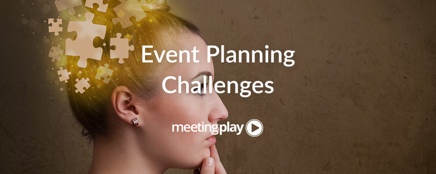 The Top 10 Event Planning Challenges and How to Overcome Them